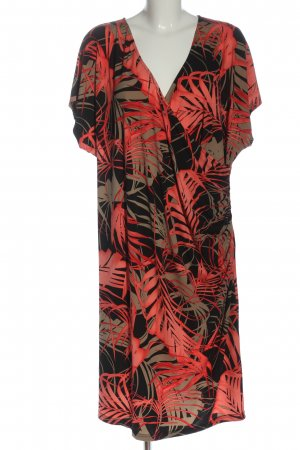 Fair Lady Midi Dress allover print casual look
