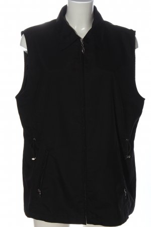 Fair Lady Sports Vests black casual look