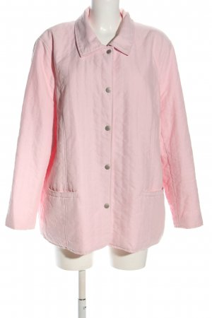 Fair Lady Quilted Jacket pink quilting pattern casual look