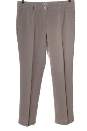 Fair Lady Jersey Pants light grey business style