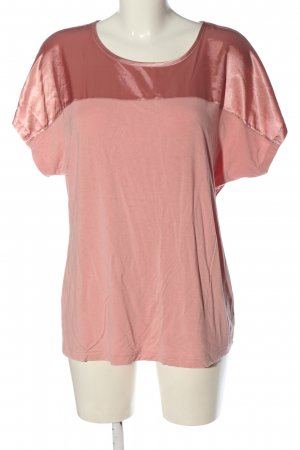 Fair Lady Boatneck Shirt pink casual look