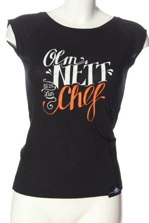 fair wear Print-Shirt