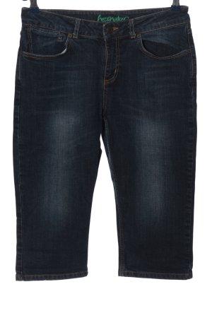 Fairfashion Jeans 3/4 Länge Hess Natur