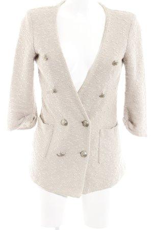 Fairly Cappotto a maglia color carne modello web stile casual