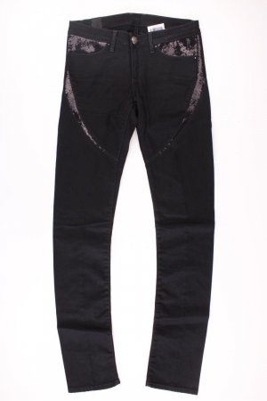 Faith Connexion Skinny Jeans Größe W26 schwarz aus Baumwolle