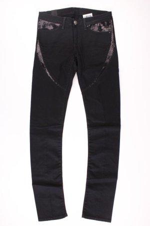 Faith Connexion Skinny Jeans schwarz Größe W26