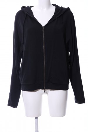 Faith connexion Sweatjacke schwarz Casual-Look