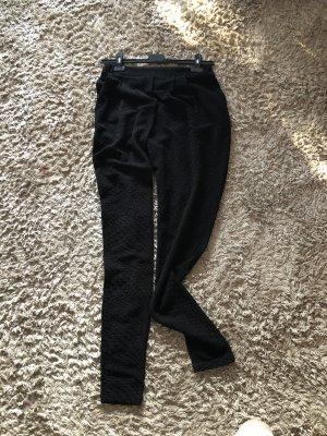 Faith Pleated Trousers black
