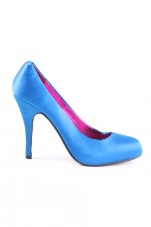 Faith High Heels blau Casual-Look