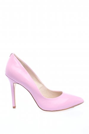 Faith Spitz-Pumps pink Casual-Look
