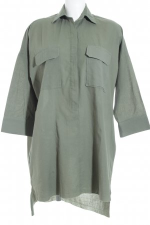 Faithfull Oversized Bluse khaki