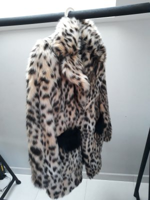 Fake Faux Fur Animal Print Instagram Neu M L