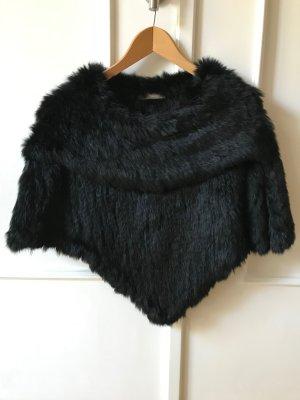 Fake Fur Cape