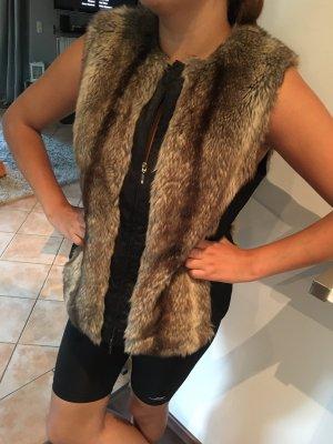 Fake Fur Fellweste