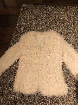 Fake Fur Jacke