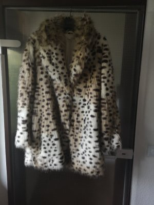 Fake Fur Kurzmantel
