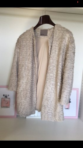 Fake Fur Longblazer