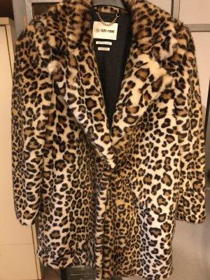 Fake Fur Mantel von Rich & Royal