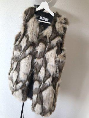 Fake-Fur Weste