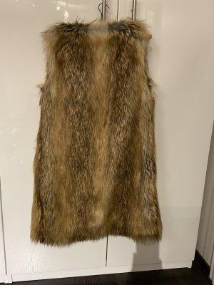 Fake Fur Weste von Marc Cain (neu)