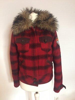 Fake Fur Winterjacke