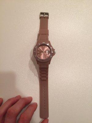 Ice watch Reloj digital marrón claro