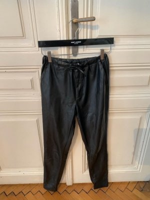 Fake Leather Pants