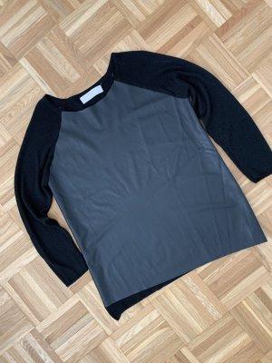 Fake-Leder-Shirt