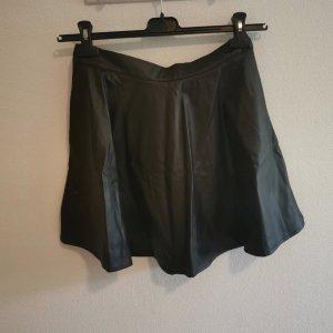 SheIn Skaterska spódnica czarny