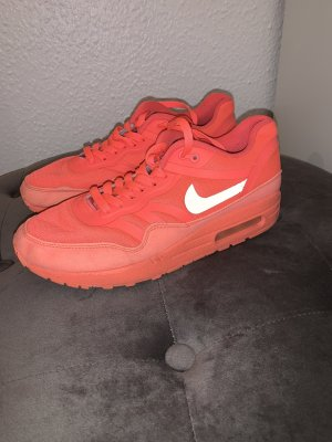 Fake Nike Air Max in neon Pink/Orange