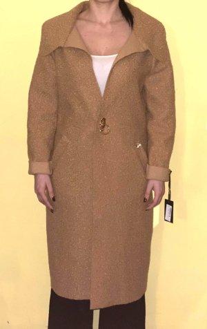 Fake-Schaffell Jacke von Roberta Biagi