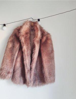 Fakten Fur Coat wie neu