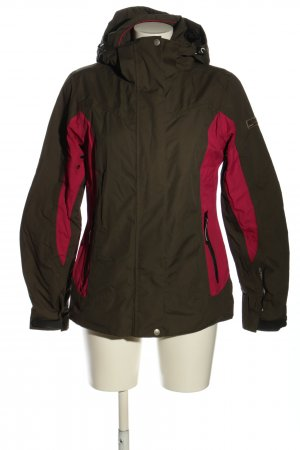 Falcon Outdoor Jacket red-brown casual look