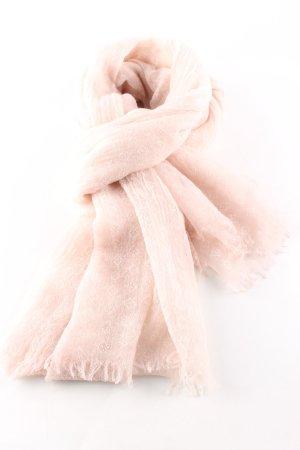 Faliero sarti Wollschal nude Allover-Druck Casual-Look