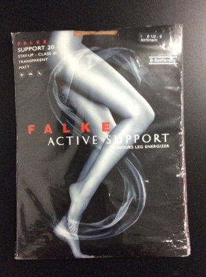 Falke Active Support Stay-Ups Hautfarben
