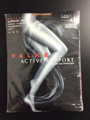 Falke Active Support Stay-Ups Hautfarben