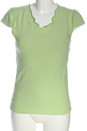 Falke Sportshirt grün Casual-Look