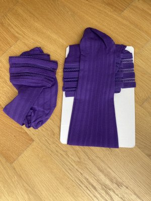 Falke Braguita violeta oscuro