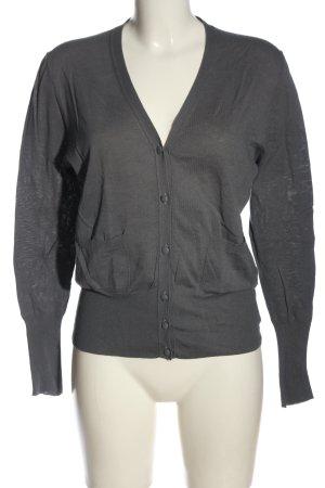 Falke Cardigan in maglia grigio chiaro stile casual