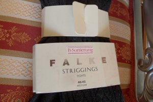 Falke Jegging gris coton