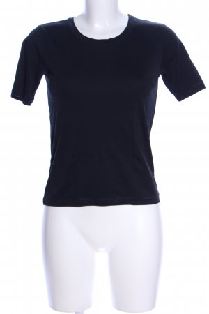 Falke T-Shirt blau Casual-Look