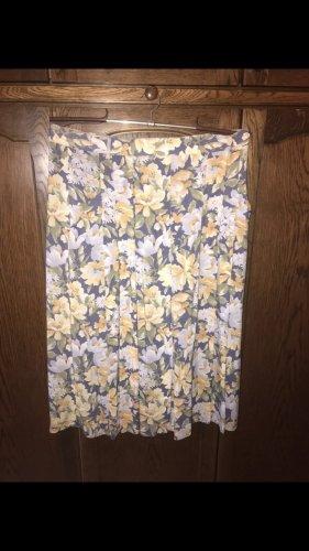bardehle Jupe à plis multicolore