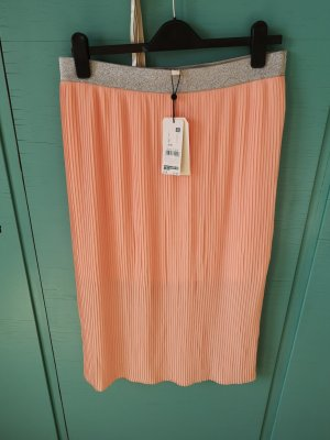 QS by s.Oliver Pleated Skirt multicolored
