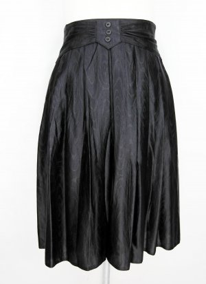 Yessica Traditional Skirt black polyester