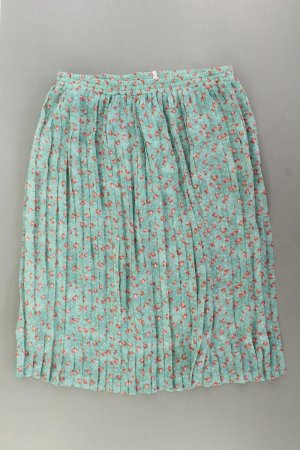 Plisowana spódnica Wielokolorowy Poliester