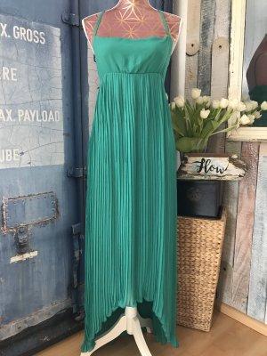 Faltenrock Kleid vokuhila