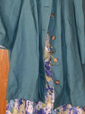 Faltenrock mit dem passenden Blazer aus den neunziger