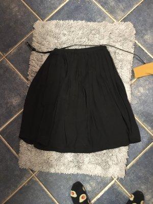 Miss Sixty Plaid Skirt black