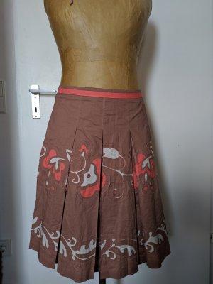 Cacharel Plaid Skirt multicolored