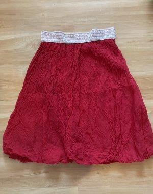 Plisowana spódnica Wielokolorowy